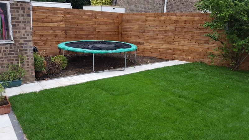 Landscaping company from essex drives patios for Redesign your garden
